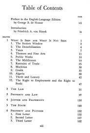 selected essays on political economy online library of liberty title page 0181 toc original table of contents