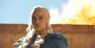 Image result for daenerys stormborn gif