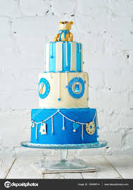 Blue Birthday Cake Designs Blue Birthday Cake Designs Blue And White Birthday Cake