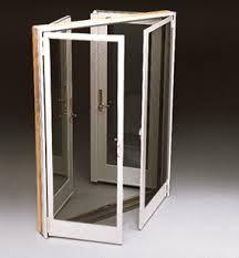 patio door with screen. Patio Doors. Double Hinged Insect Screen Door With