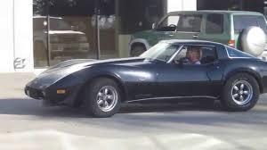 Corvette 1978 chevy corvette : 1978 Chevrolet Corvette Stingray C3 -- 25th Anniversary -- Schwarz ...