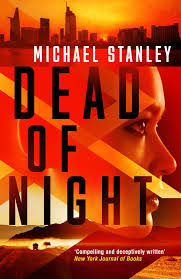 Stanley Michael Design Dead Of Night By Michael Stanley Bookreview Blogtour