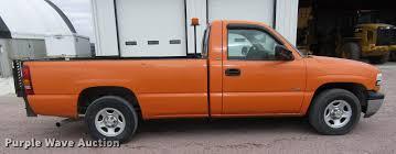 1999 Chevrolet Silverado 1500 pickup truck | Item DA3222 | S...