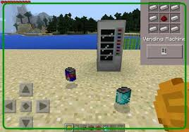 Minecraft Vending Machine Mod Delectable Vending Machines Mod Installer APK Download Free Entertainment APP