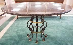 48 round granite table tops biantable