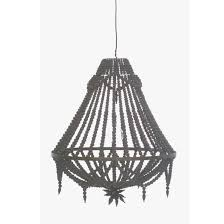 open wooden beaded chandelier black preorder the block have to do with