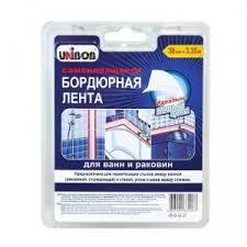 <b>Ленты</b> бордюрные Unibob для <b>ванн</b> - купить в Москве по ...