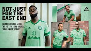 The club was founded in 1887 with the purpose of alleviating poverty in the immigrant irish population in the east end of. Adidas X Celtic Fc Unveil The Away Kit Pre Order Now Youtube