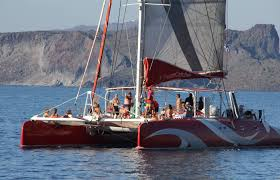 Dream Catcher Boat Santorini Santorini Sailing SantoriniPartyCom 4