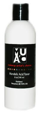 the mandelic acid toner is an easy to incorporate skincare step since you probably know how to use a toner already in case you don t on a clean face at