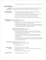 Free Resume Examples For Administrative Assistant 100 Career Objective Examples For Administrative Assistant Basic 8