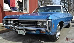 Impala SS,Original,Super Sport,Numbers Matching,427,Auto,th400,PW ...