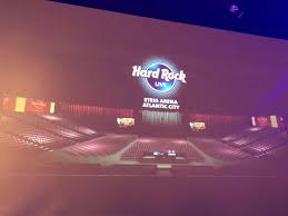 Hard Rock Etess Arena Seating Chart Hard Rock Hotel Casino Atlantic City Reveals Aesthetic