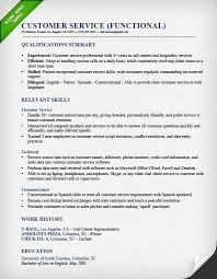 Examples Of Customer Service Resume Google Search Finance