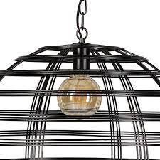 Hanglamp Zwart Staal Latest Hanglamp Blitz I Staal Met Kap Cm Zwart