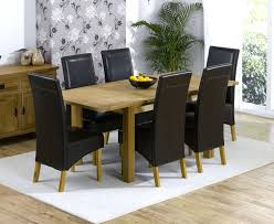 6 seat dining table dining room solid oak dining table and 6 chairs round oak dining 6 seat dining table