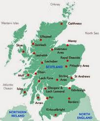 map of scotland printable.  Scotland 30 Free Printable Map Of Scotland And Map Of Scotland Printable T