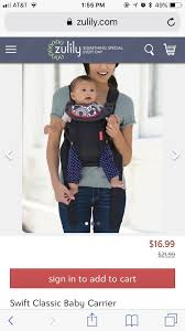 Infantino Baby Carrier (Baby & Kids) in Chamblee, GA - OfferUp
