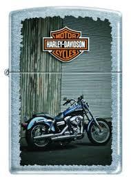 <b>Зажигалка ZIPPO Harley</b>-<b>Davidson</b>®, с <b>покрытием</b> Street Chrome ...