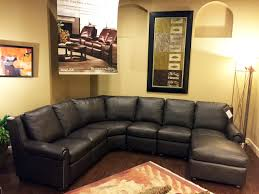 high end leather furniture brands. Whitaker Sectional Recliner High End Leather Furniture Brands