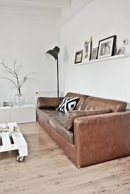 Leather Couch Living Room 25 Best Ideas About Brown Leather Sofas On Pinterest Leather