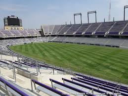 Amon G Carter Stadium View From Section 202 Vivid Seats