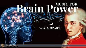 Classical Music for Brain Power - Mozart - YouTube