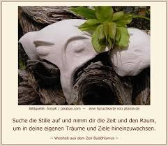 Weisheit Aus Dem Zen Buddhismus Spruch Des Tages Zum 09 07 2017