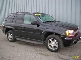 Blazer black chevy trailblazer : 2008 Black Chevrolet TrailBlazer LT 4x4 #1800713 | GTCarLot.com ...