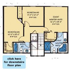 7 Tiny House Floor Plans With No StairsFloor Plans With Stairs