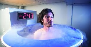 does cryotherapy work for muscle