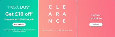 Clearance on Next <b>Clothing</b> & Homeware | Next Official Site