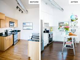 Final Reveal Kitchen Renovation Before  After Love And Olive Oil - Kitchen renovation before and after