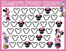Tinkerbell Potty Chart Tinkerbell Potty Chart Or Reward