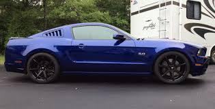 2010 Ford Mustang Rims - Car Autos Gallery