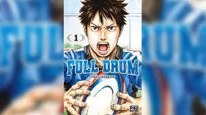 full drum le premier manga 100