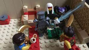LEGO NINJAGO SEASON 2 DARKNESS EPISODE 17 NINJAS VS NINJAS - YouTube