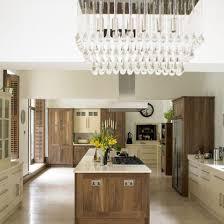 statement lighting kitchen
