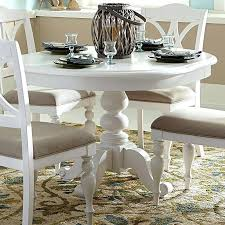 summer house i round dining table room tables expandable for small spaces liberty