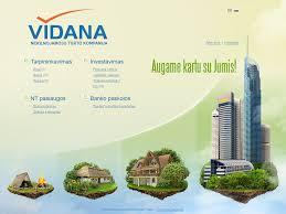Real Estate Design Vidana Real Estate Fedir Shulenok Graphic Design Portfolio