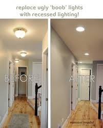 Can Lighting In Kitchen Recessed Lighting Totally Want To Do This To Get Rid Of The Ugly