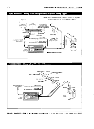 msd 6a wiring diagram ford images problem msd 6a ignition module 1982 1993 mustang gt