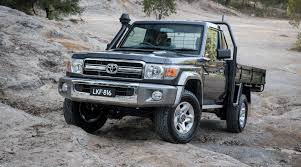 2017 Toyota LandCruiser 70 Series:: Australian updates confirmed ...
