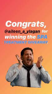 Congrats , Aileen Ylagan for winning my... - Shekinah Austria Paguirigan