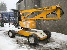 buy niftylift lifting machine parts & rigging ebay Hirose Hr12 at Niftylift Hr12 Wiring Diagram