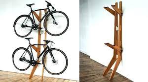 wood wall bike rack wooden bike rack wooden bike wall hanger