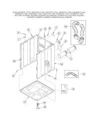 Speed queen model ade3lrgs171tw01 residential dryer genuine parts rh searspartsdirect