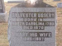 """Mary """"Polly"""" Barnett Ussery (1805-1887) - Find A Grave Memorial"""