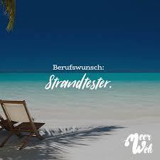 Berufswunsch Strandtester Travelfeeling Visual Statements