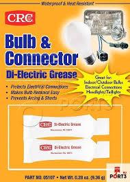 05107 Bulb & Connector Di-Electric <b>Grease</b> - <b>Смазка защитная ди</b> ...